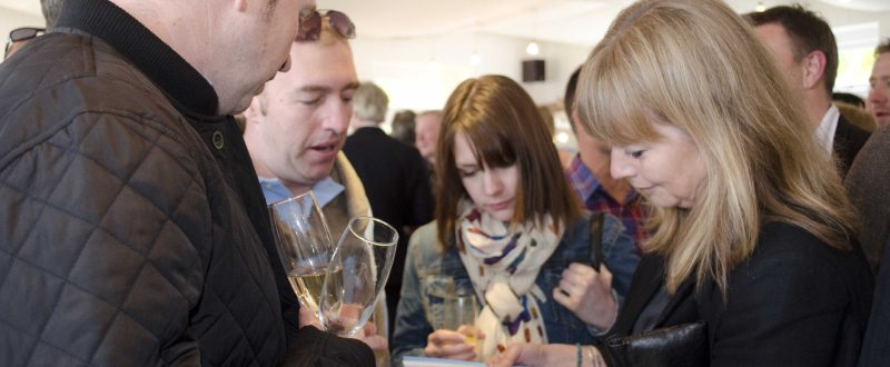 Porthminster Beach Cafe – The Cook Book – Launch Party – May 2013