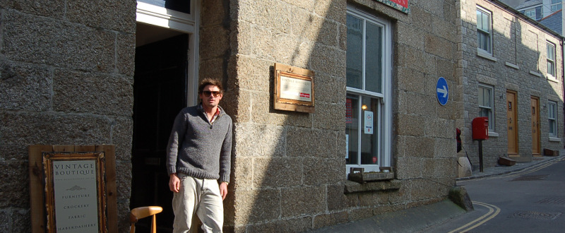 St Ives Vintage Store Nominated For Prestigious Award – April 2013