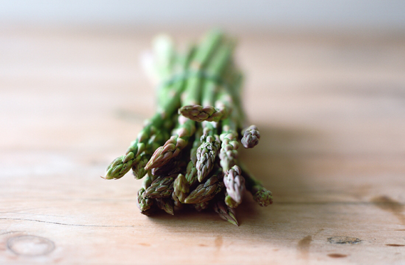 Asparagus Season at Market
