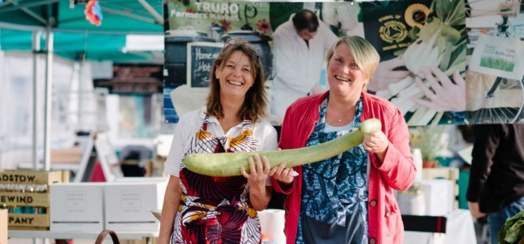 Truro Farmers Market Nominated For Cornwall Life Award