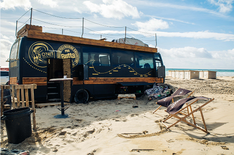 Sennen Businesses Collaborate for O'Neill Surf Event