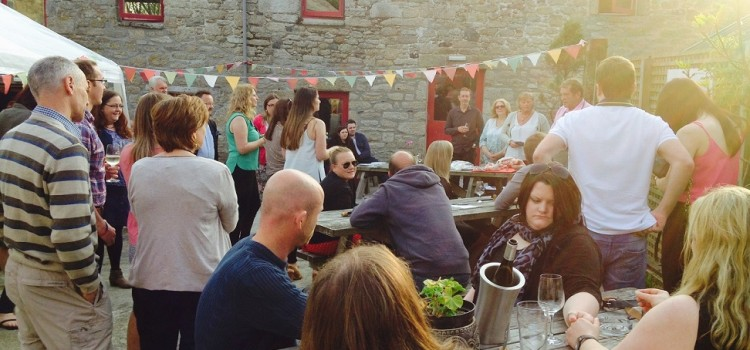 Feast On Local Food and Drink At Knightor