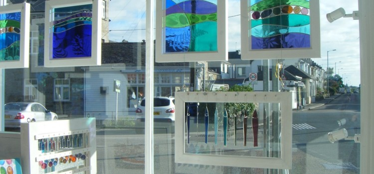New Contemporary Glass Gallery For Newlyn