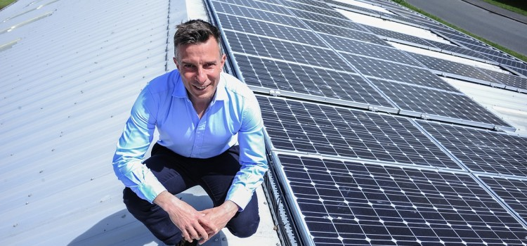 Renewable Energy Investment Pays Off At Printing Firm
