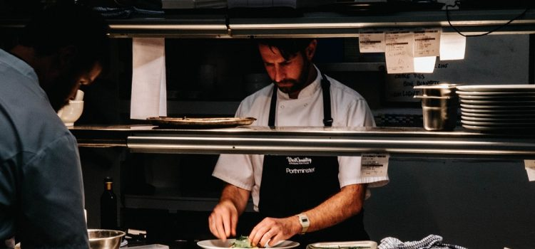 St Ives Chef Celebrates 15 Years At The Helm