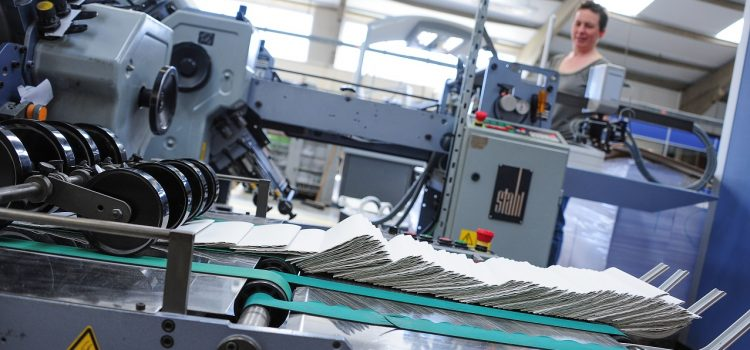 New 'Cutting Edge' Kit At Leading Print Firm