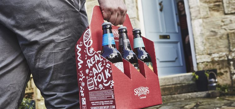Skinner's Brewery launches drive-through service