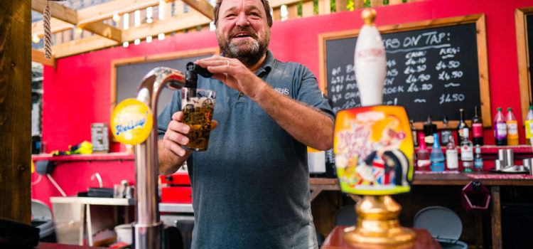Brewery officially reopens to the public with 'game changing' new set-up